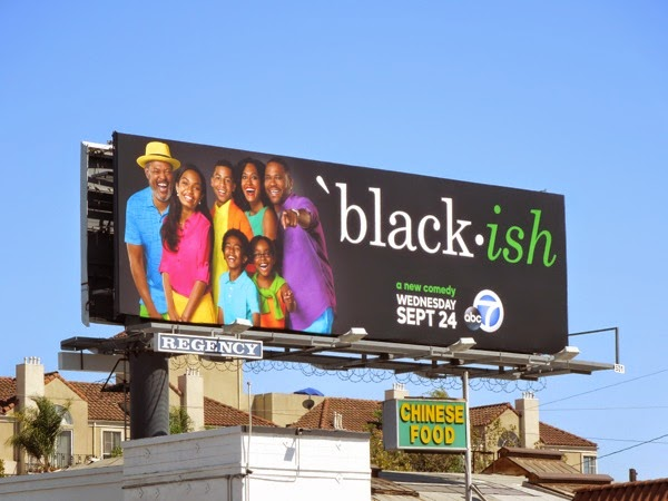 Black-ish season 1 billboard