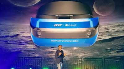 مايكروسوفت تكشف عن الموعد الرسمي لطرح نظارات الواقع المختلط