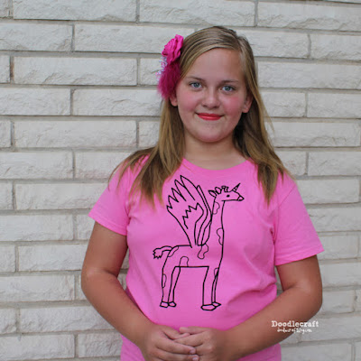 http://www.doodlecraftblog.com/2015/07/girafapegacorn-turn-artwork-into-shirt.html