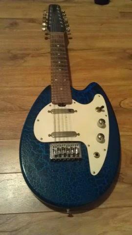 12 String Guitar Strings Octave : guitar blog hammertone oc 12 octave 12 string electric guitar ~ Hamham.info Haus und Dekorationen