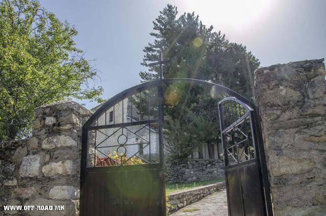 Architecture - Capari village - Bitola Municipality - Macedonia
