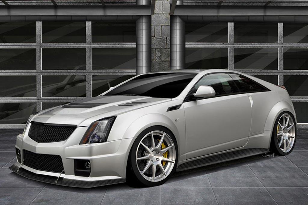 All 'bout Cars: Cadillac CTS-V