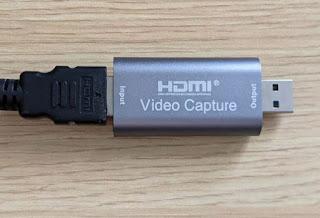 Menggunakan Kamera sebagai Webcam Dengan HDMI 2