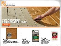 Home Depot Ad Flyer April 2 - 9, 2020