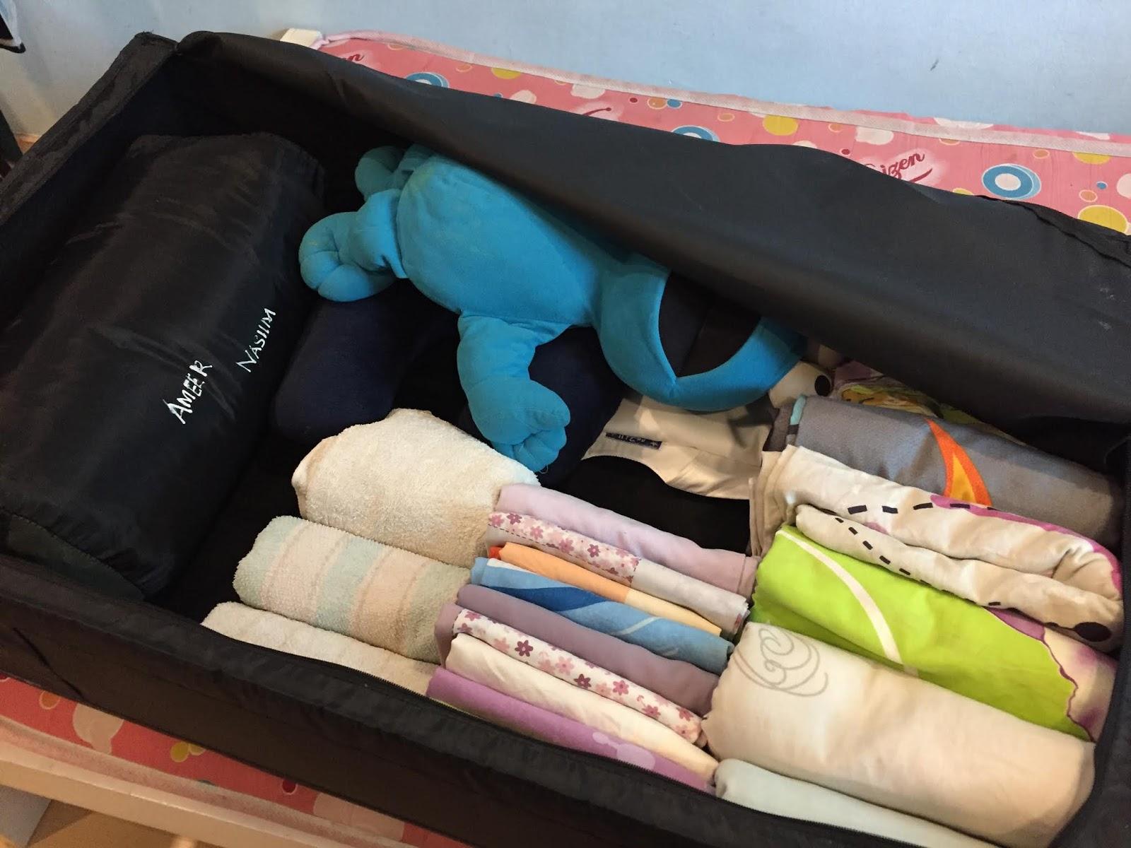 pengstoran bawah katil