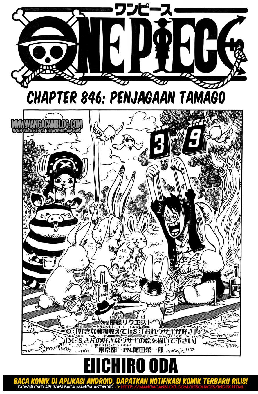 Dilarang COPAS - situs resmi www.mangacanblog.com - Komik one piece 846 - penjagaan tamago 847 Indonesia one piece 846 - penjagaan tamago Terbaru 1|Baca Manga Komik Indonesia|Mangacan