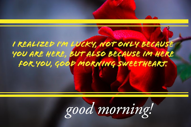 All types of good morning quotes for her