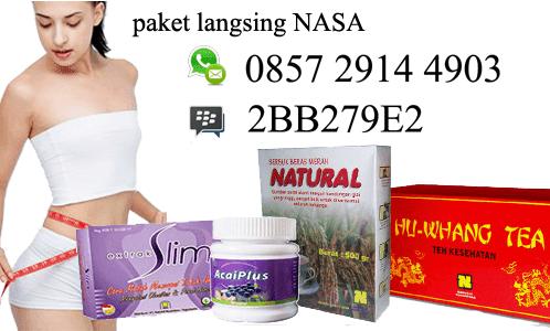 Testimoni Acai Plus NASA ( Herbal Pelangsing Alami )