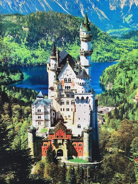 Kral Ludwig, Şato, Almanya, Gezi, Romantik Yol, Neuschwanstein, Hohenschwangau, Ludwig, Sisi, Füssen, Münih, Octoberfest, Bavyera, schwangau, nereye gitsek, yurtdışı