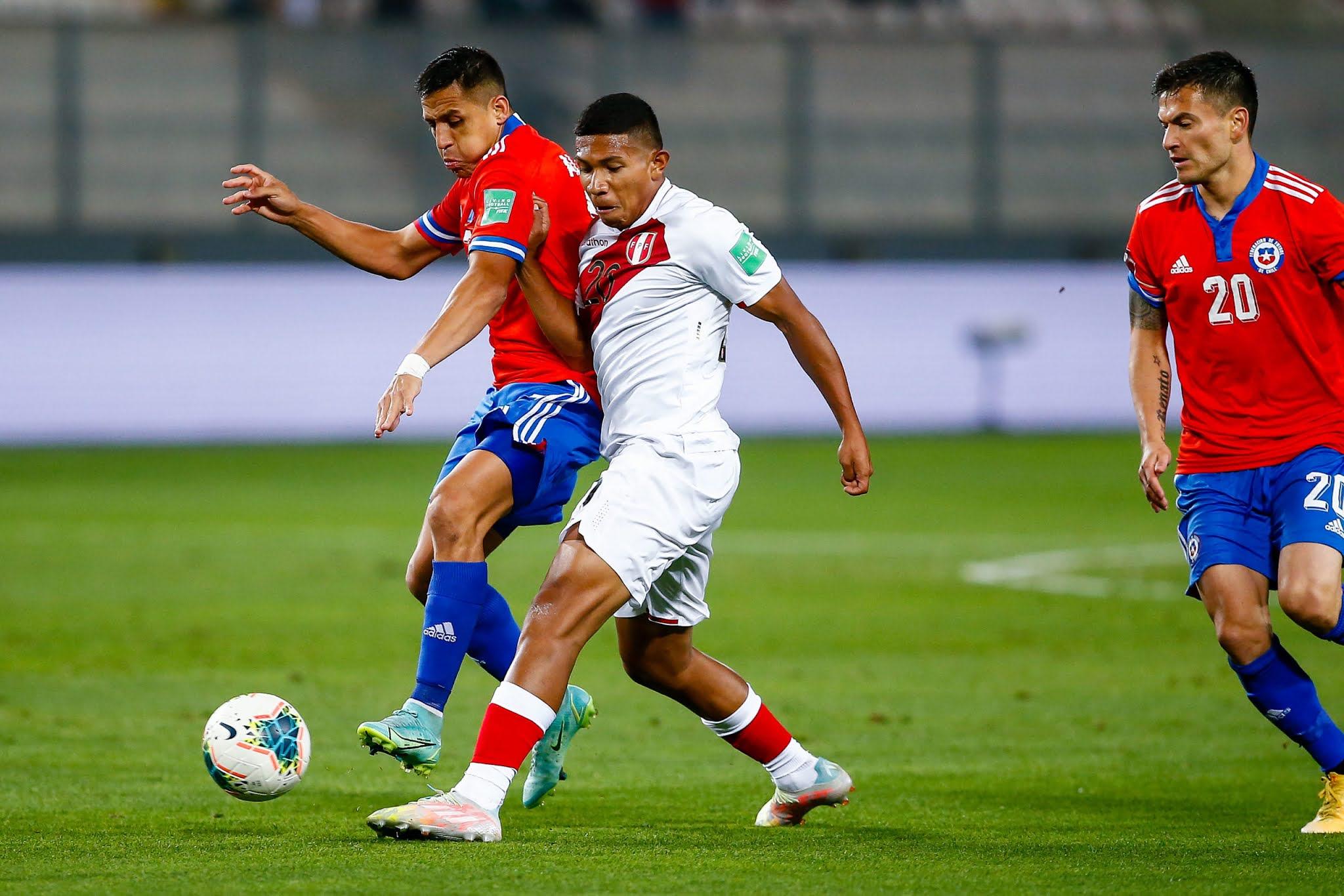 Perú y Chile en Clasificatorias a Catar 2022, 7 de octubre de 2021