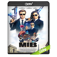 Hombres de negro: MIB Internacional (2019) HDRip 720p Audio Dual Latino-Ingles
