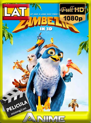 Zambezia (2011) HD [1080p] Latino [GoogleDrive] BerlinHD