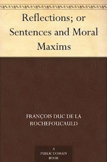 كتاب مأثورات مختارة وتأملات أخرى / فرانسوا دو لا روشفوكولد رواية الأدب العالمي