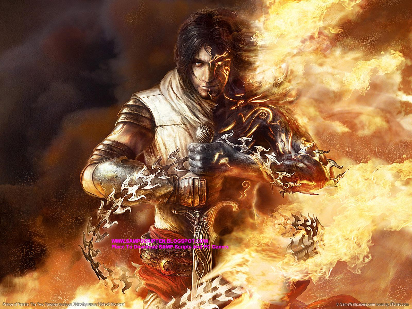 SA-MP+PC Games: Download Prince Of Persia The Two Thrones