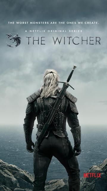 The Witcher' póster