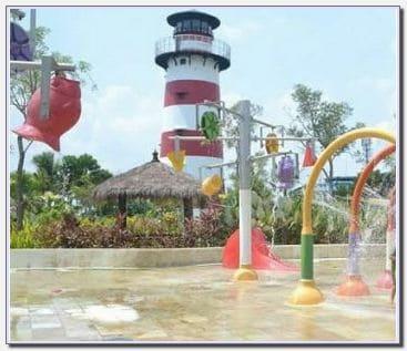 Lokasi Wisata Jogja Bay