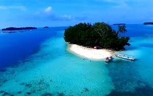 7 Foto Cantik Pulau Harapan, Kepulauan Seribu Jakarta