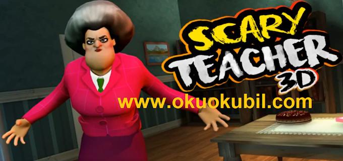 Scary Teacher Korkunç Öğretmen ODALAR 3D v5.3.1 Hileli Apk indir 2020