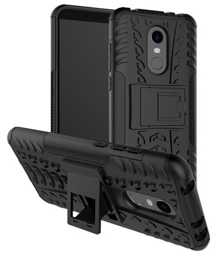 Hybrid Armor Case Xiaomi Redmi 5 Plus (5.99 inch) Anti Crack