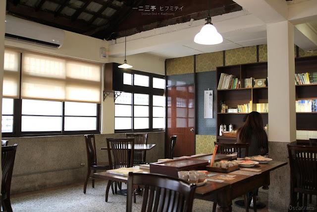 書店喫茶 一二三亭-8