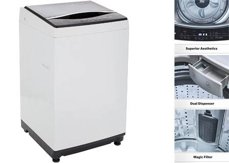 Bosch WOE654W0IN washing machine
