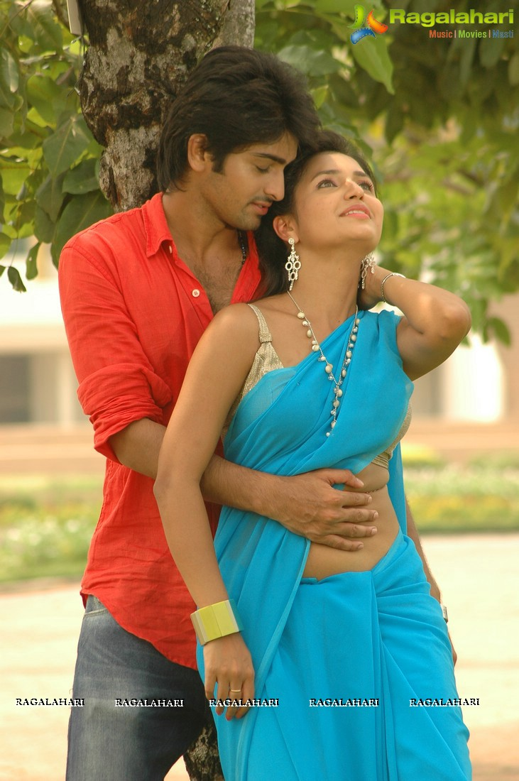 Telugu tv stars hot navel show