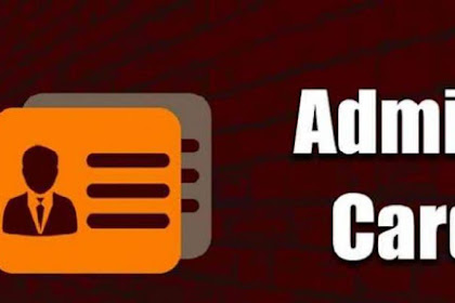 Sarkari Exam Admit Card [ All India Government Exam Admit Card ]