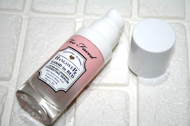Too Faced Hangover Good in Bed Ultra-Replenishing Hydrating Serum