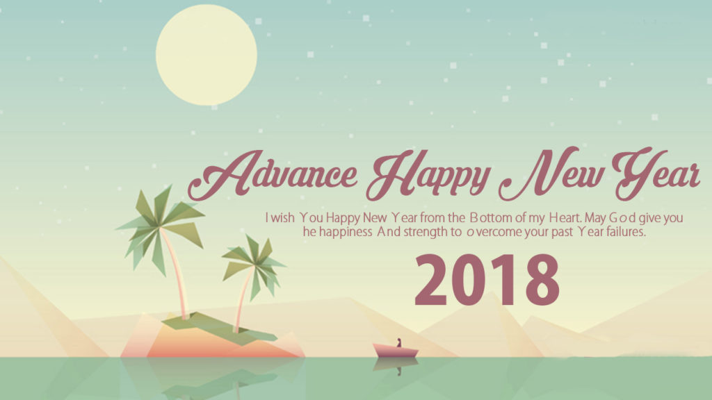 Latest Happy New Year 2018 Messages, Images And Quotes