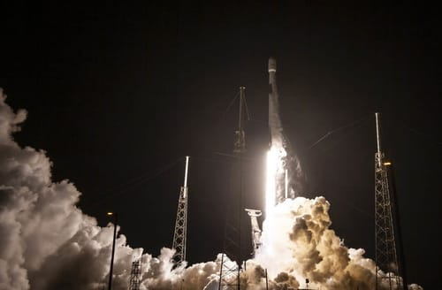 SpaceX successfully completed Mission 125