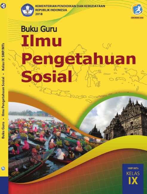 Buku IPS Kelas 9 Revisi 2018 - Buku Guru