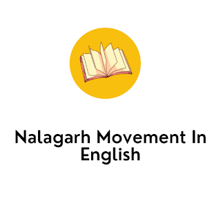 Nalagarh Movement In English