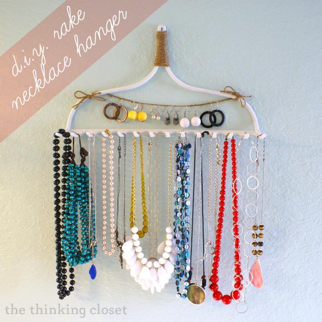 idee per organizzare i gioielli