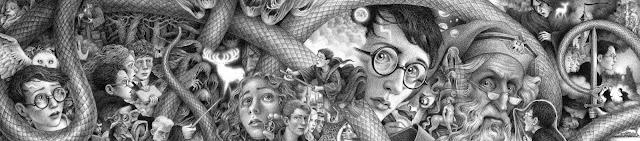 As novas capas de 'Harry Potter' em comemoração aos 20 anos da primeira publicação nos EUA | Todas as capas | Ordem da Fênix Brasileira