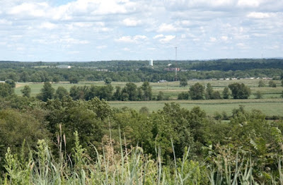 View at Oak Ridge - Gettysburg Battlefield