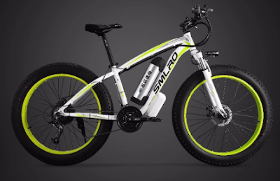 LANKELEISI FAT5X Electric Bicycle