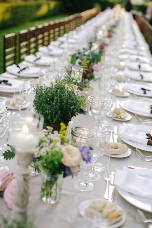 romántica boda chicanddeco blog