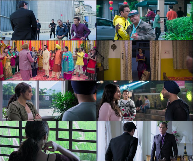 Happy Phirr Bhaag Jayegi 2018 Download in 720p WEBRip