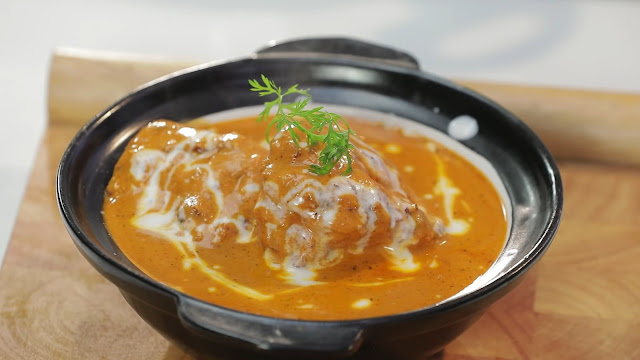 Butter Chicken (Murgah makhani)