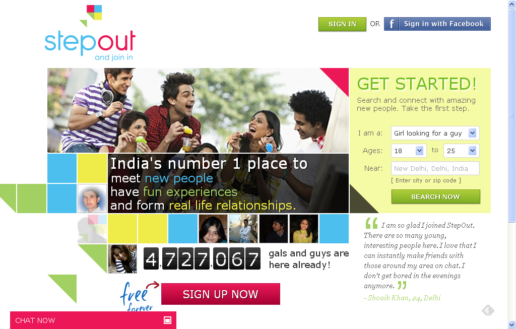 Online dating india reviews on
