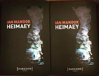 Logo Vinci gratis una delle copie di ''Heimaey'', il nuovo thriller di Ian Manook