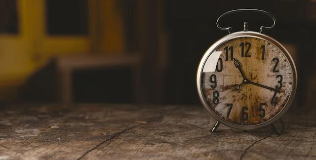 Mengasah otak tentang waktu
