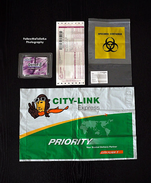 TrueYou Home DNA Profiling Kit