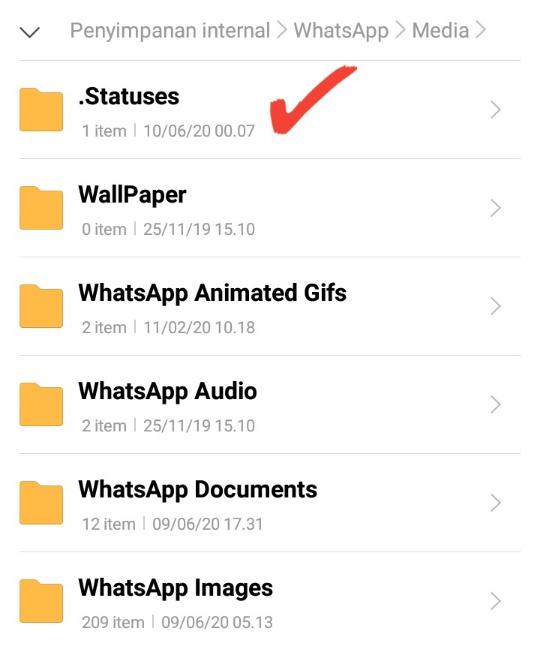 5 Cara Download Video Foto Status Story Whatsapp Tanpa Aplikasi