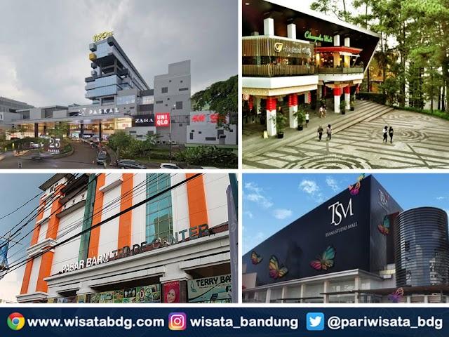 Inilah Lokasi-Lokasi Tenant yang Menggelar Bandung Great Sale 2019
