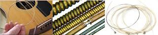струны из бронзы