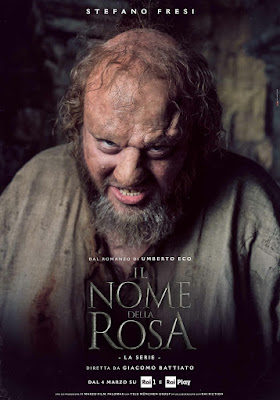 The Name Of The Rose 2019 Miniseries Poster 13