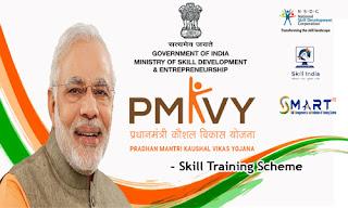 Pradhan Mantri Kaushal Vikas Yojna (PMKVY) 2018-2020