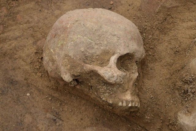 Prehistoric burials discovered in South Moravia