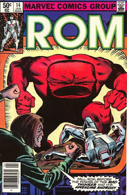 ROM #14, The Mad Thinker
